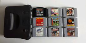 Nintendo 64 with GoldenEye 007