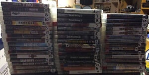 Over 100 Playstation 3 Games!!