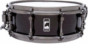 Mapex Black Panther - Black Widow Maple Snare Drum