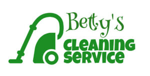 BETTY'S CLEANING SERVICE