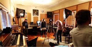 Vidéo au studio d'enregistrement l'Oreille Gauche Québec City Québec image 5