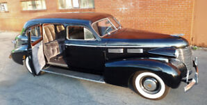 1940 Cadillac Limousine