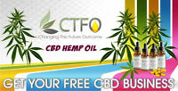 CTFO Hemp CBD oil products