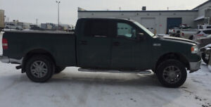 2008 F150 XLT with 3 in lift