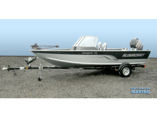 Used 2015 Alumacraft Boat Co Voyageur 175 Sport