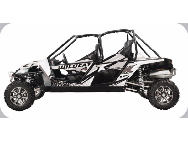 Used 2015 Arctic Cat WILDCAT 4X 1000 EPS