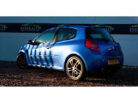 2010 10 RENAULT CLIO 2.0 RENAULTSPORT 3D 197 BHP