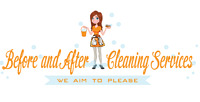 Seeking RELIABLE cleaners for part time work