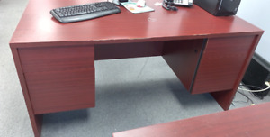 PRICE REDUCED! 2 office desks for sale!