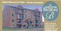 : Logement à louer à St-Nicolas (Lévis)