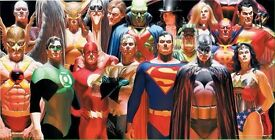 WANTED!! COMICS GRAPHIC NOVELS TPB COLLECTIONS. ACTION FIGURES TV MOVIE SCI-FI COLLECTABLES.