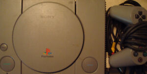 PS1 and PS1 games