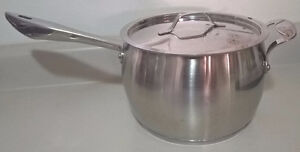 Lagostina Commercial Pro Stainless Steel Pot with Lid