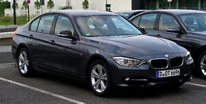 2012 BMW 3-Series with warranty taken well care (personal sale )