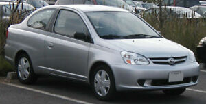 Toyota echo 2004 in good condition