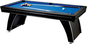 BRAND NEW POOL TABLE - CHANGES INTO TABLE TENNIS AND AIR HOCKEY