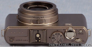 Leica D-Lux 4 Titanium Special Set Camera Outfit Mint [20692] Kitchener / Waterloo Kitchener Area image 7