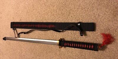 Medieval Single - Medieval Single Edge Sword w/ tassel & Sheath Pakistan