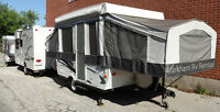 RENT a Truck Camper, Popup, Travel Trailer Rental, RV 4 Rent.