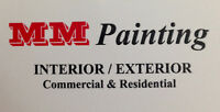 Professional Painter - MM Painting
