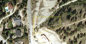 Building Lot with Lakeview! Only steps to KVR Trail