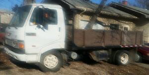 1990 HINO ONE TON DUALLY Pickup Truck
