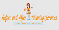 The holidays are coming ,contact us today for a perfevt clean!