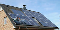 WINDOWS AND SOLAR CLEANING WITH PURIFIED WATER