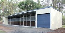 STABLE 9x6x2.4 A PALACE FOR YOUR PONY!!!!!!! Pine Mountain Ipswich City Preview