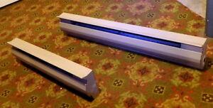 Plinthes electriques de (22, 26, & 48 pouces)