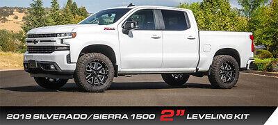 """19 Silverado Sierra 2WD 4WD ReadyLIFT 2"""" Strut Spacer Front Leveling Kit 66-3920"""