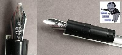 Kaweco Sport Kalligraphie Ersatzteilfeder in schwarz 1,9  #