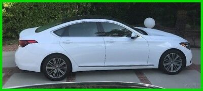 2018 Hyundai Genesis 3.8 2018 Hyundai Genesis G80 3.8,3.8L V6,6700 Miles,Ultimate&Premium Packages