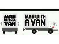 Man with a Van..House/Flat Moves.