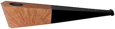 Vauen Pfeife Quixx 1 Natur glatt / Bruyère / Mundstück Acryl / 9-mm-Filter
