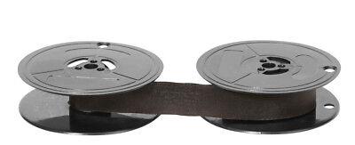 Schreibmaschine- Farbband schwarz  Doppelspule wie DIN 2103 FBM: BxL 13mm x 10m