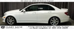 2014 Mercedes-Benz C-Class C350 4MATIC **LOADED/ GREAT KMS**