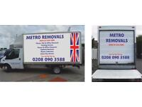 Man & Van Removal Service, Office Move, Waste Collection, Rubbish Removal, House Clearance, SAME DAY