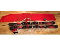 Salomon Xwing 8 152 Skis and 115cm Poles