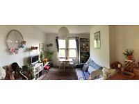 Double room in 2 bed flat by Montpelier Station