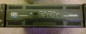 QSC 4050 HD 2000 watt power amp