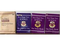 CGP KS2 Science books