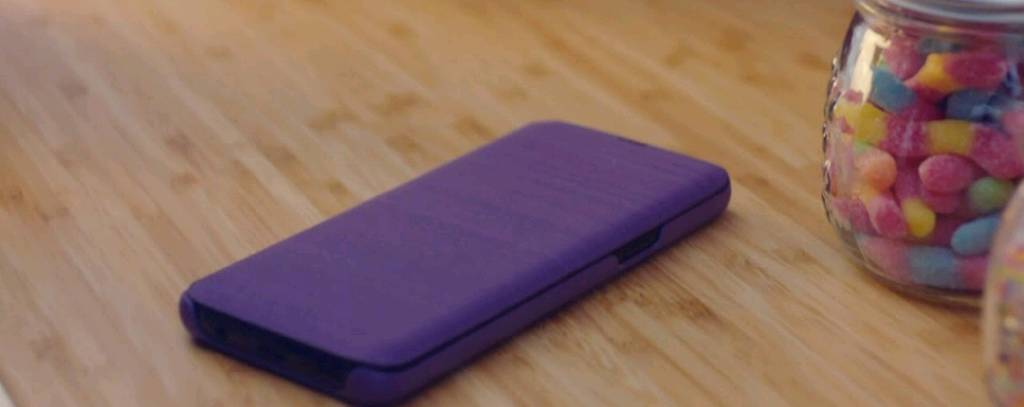 new concept b9cba 91d4f Samsung galaxy s9 plus led view case cover lilac purple | in Cowdenbeath,  Fife | Gumtree
