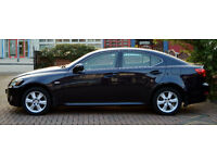 Lexus IS220d (Blue finish/2008/Saloon/120,000 miles/Manual/2.2L/Diesel)