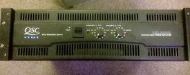 QSC 4050HD power amplifier