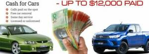 Junk Your Car For Cash in 30 mins! Sell Any Car in Any Condition! Welshpool Canning Area Preview