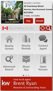FREE! Mobile real estate search App