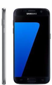 Samsung Galaxy S7 32GB BLACK Unlocked - BRAND NEW SEALED