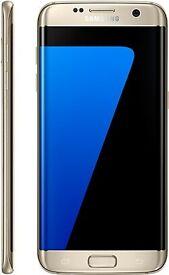 Samsung Galaxy S7 Edge Gold 32GB EE £395