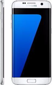 Samsung Galaxy S7 EDGE 32GB WHITE on EE Network - BRAND NEW